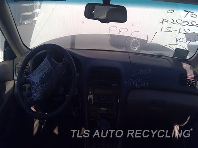 2000 Lexus Es 300 Dash Board WRITING ON IT AC,BROWN