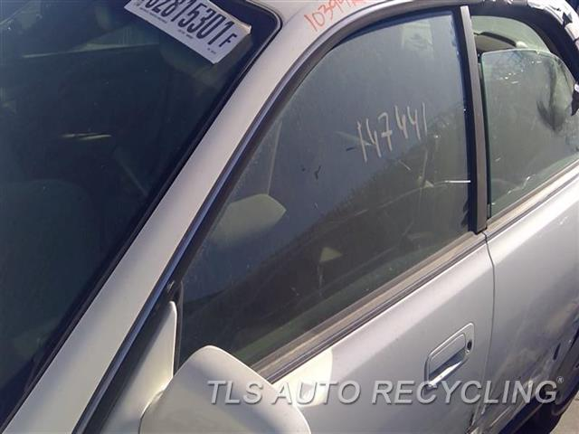 2000 Lexus Es 300 Door Glass, Front  LH
