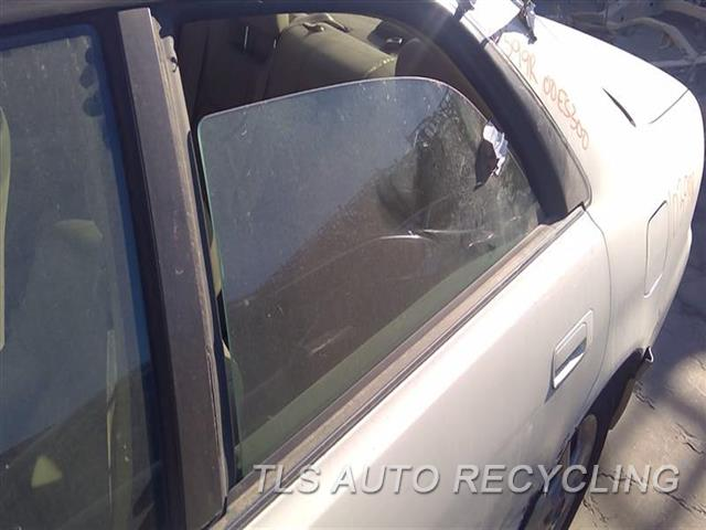 2000 Lexus Es 300 Door Glass, Rear  LH
