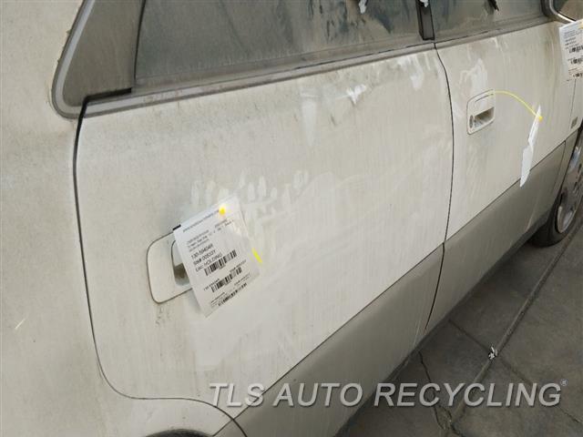 2000 Lexus Es 300 Door Assembly, Rear Side  000,RH,WHT,PW,PL