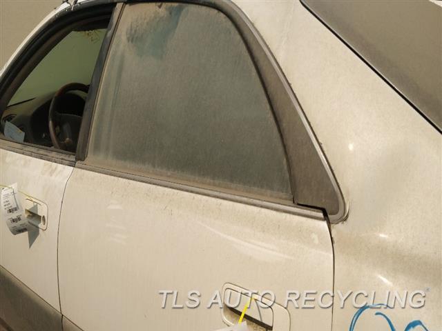 2000 Lexus Es 300 Door Assembly, Rear Side  000,LH,WHT,PW,PL