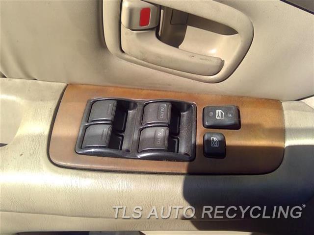 2000 Lexus Es 300 Door Elec Switch  LH,DRIVER``S, (WINDOW-MASTER)
