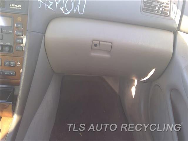 2000 Lexus Es 300 Glove Box  TAN,GLOVE BOX