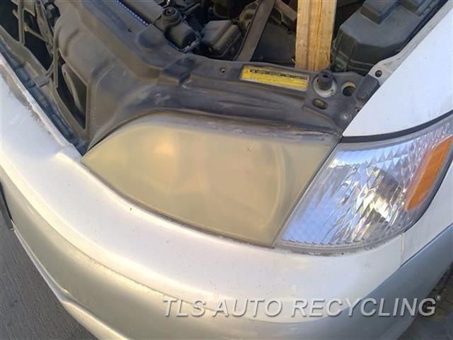 2000 Lexus Es 300 Headlamp Assembly NEEDS BUFF LH,L., W/O XENON