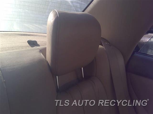 2000 Lexus Es 300 Headrest  TAN,LEA,REAR,CENTER