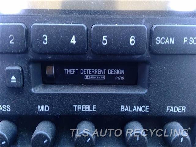 2000 Lexus Es 300 Radio Audio / Amp  RECEIVER, PIONEER AUDIO SYSTEM