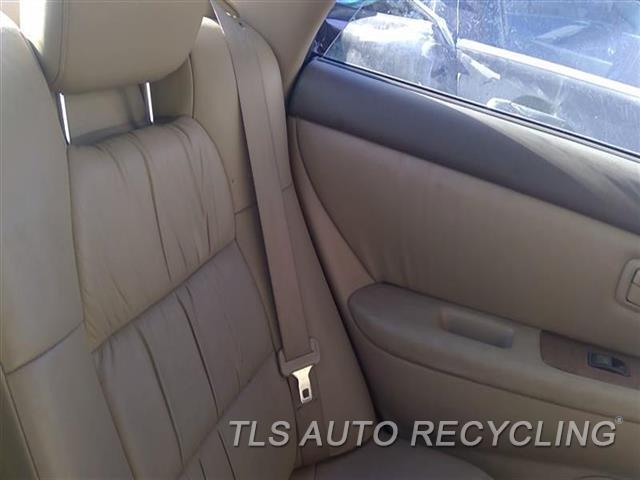 2000 Lexus Es 300 Seat Belt Rear  TAN,LH,REAR