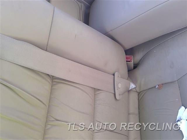 2000 Lexus Es 300 Seat Belt Rear  TAN,REAR,CENTER