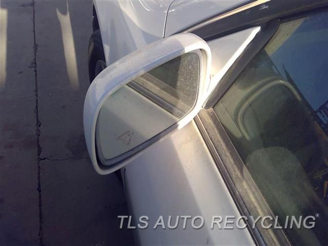 2000 Lexus Es 300 Side View Mirror  LH,WHT,POWER, W/O MEMORY, L.