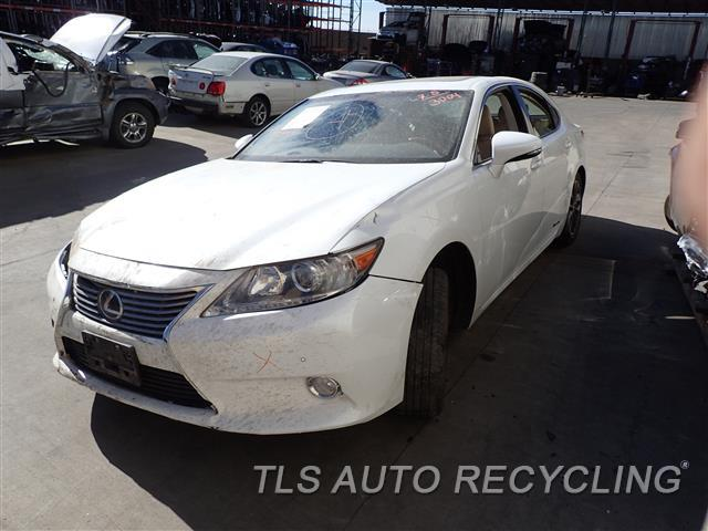 parting out 2013 lexus es300h stock 7295gr tls auto recycling. Black Bedroom Furniture Sets. Home Design Ideas