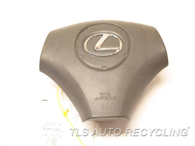 2004 Lexus Es 330 Air Bag  GREY STEERING WHEEL AIR BAG