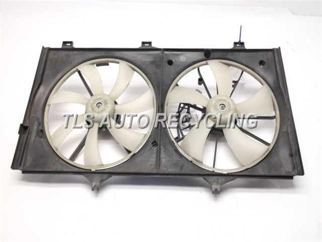2007 Lexus Es 350 Rad Cond Fan Assy 16363-0P030 16363-0A150 RADIATOR FAN ASSEMBLY 16711-AD020