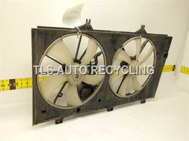 2007 Lexus Es 350 Rad Cond Fan Assy 16711-31250 16363-31080 16363-31090 RADIATOR FAN ASSEMBLY