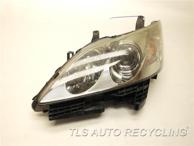 Lexus Headlamp Assembly : Lexus es headlamp assembly  used