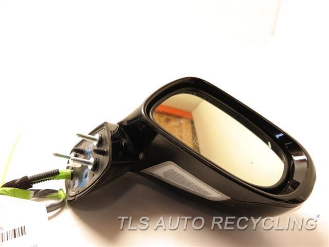 2010 Lexus Es 350 Side View Mirror 87910 33880 C0black