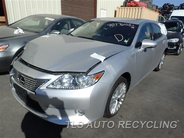 2013 Lexus ES 350 Parts Stock# 8535GY