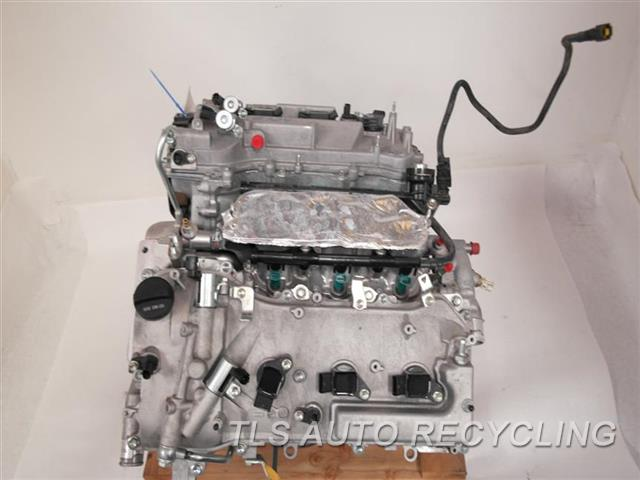 2013 Lexus Es 350 Engine Assembly Engine Long Block 1