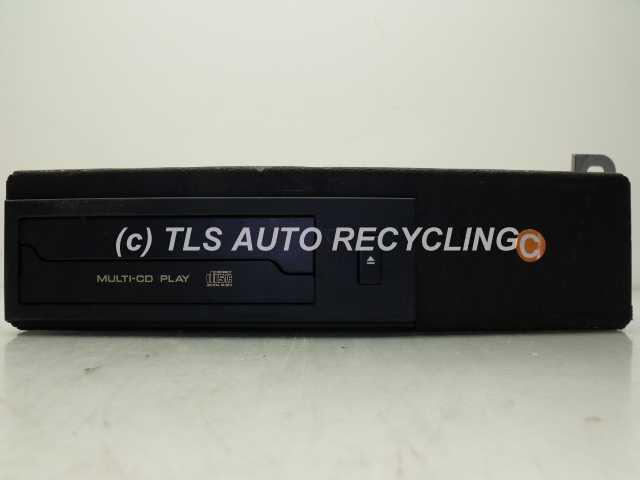 1999 Lexus Gs 300 Radio Audio / Amp CARTRIDGE  86270-30150 PIONEER CD CHANGER NO