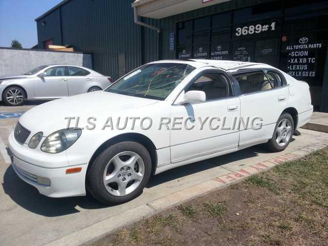Parting Out 2000 Lexus GS 300 - Stock - 3084GY - TLS Auto