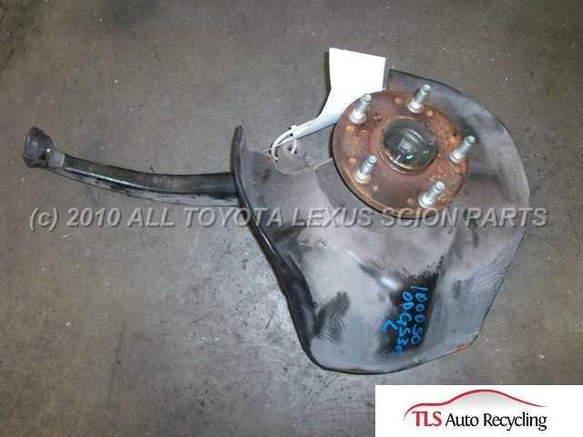 2000 Lexus Gs 300 Spindle Knuckle, Fr  00 GS300
