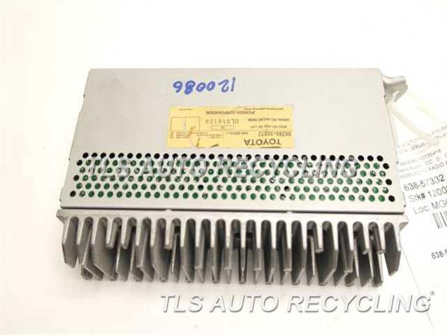 2001 Lexus Gs 300 Radio Audio / Amp  86280-30372 RADIO AMPLIFIER