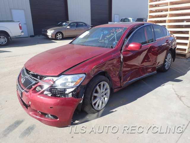 2006 Lexus GS 300 Parts Stock# 6002OR