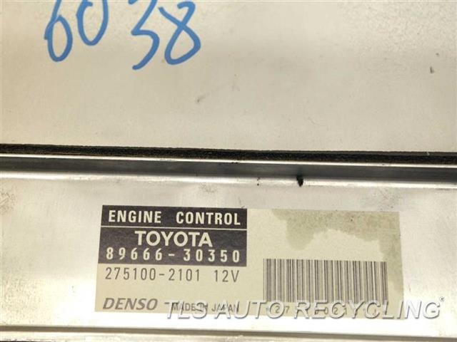 2006 Lexus GS 300 eng/motor cont mod - 89661-3070 - Used - A