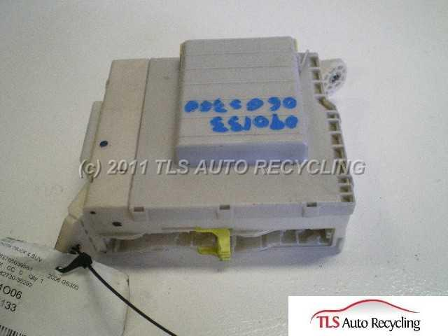 2006 lexus gs 300 - 82730-30341 - used - a grade. lexus gs300 fuse box location 2006 gs300 fuse box #13