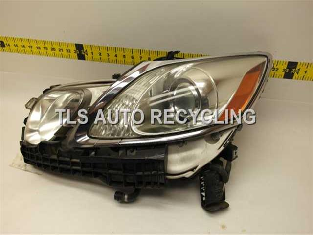 Lexus Headlamp Assembly : Lexus gs headlamp assembly  b driver