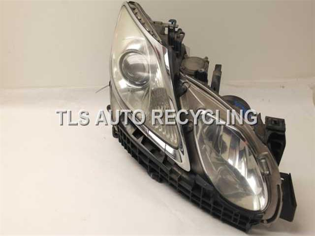 2007 lexus gs 350 headlight assembly removal