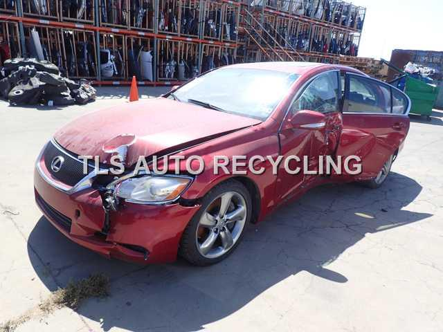 Parting Out 2010 Lexus Gs 350 Stock 5110gr Tls Auto Recycling