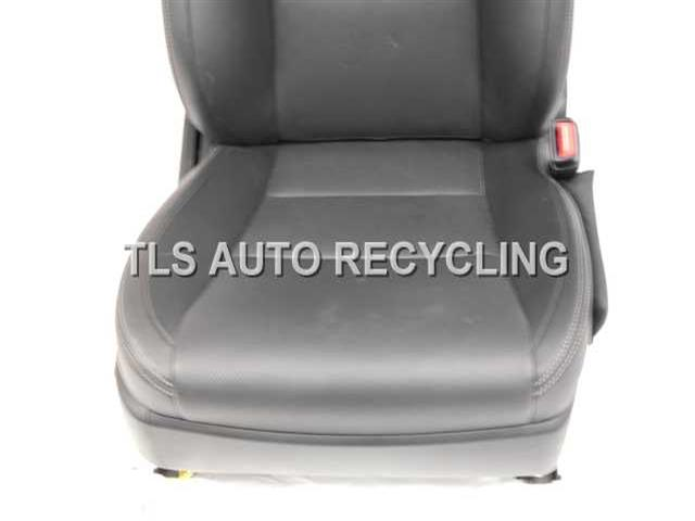 2013 Lexus Gs 350 Seat, Front  BLACK PASSENGER FRONT SEAT