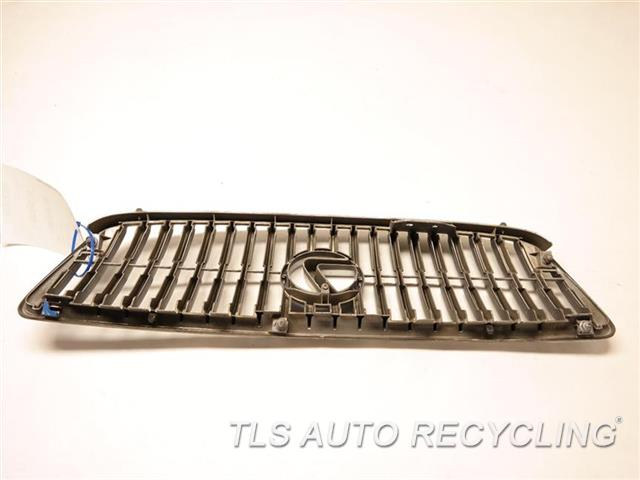 2001 Lexus Gs 430 Grille ONE DAMAGE TAB GRY,UPPER GRILLE