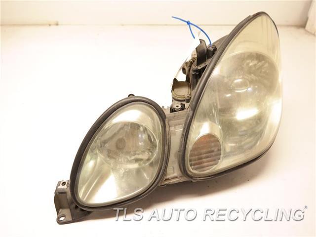 2001 Lexus Gs 430 Headlamp Assembly NEED BUFF LH,US MARKET, XENON (HID) HEADLAMP