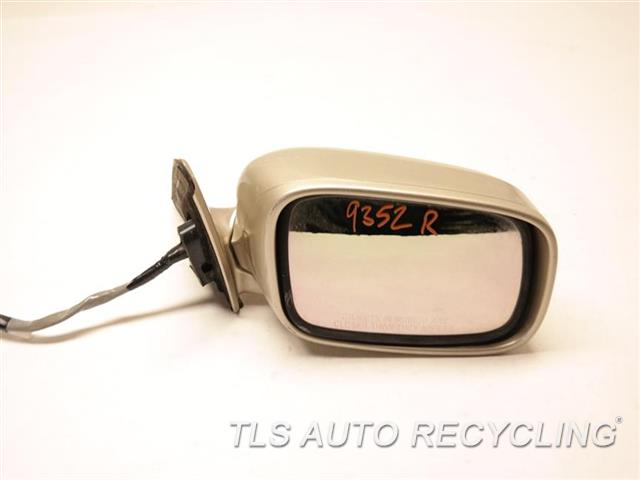 2001 Lexus Gs 430 Side View Mirror  RH,GLD,PM,POWER, (MEMORY), R.