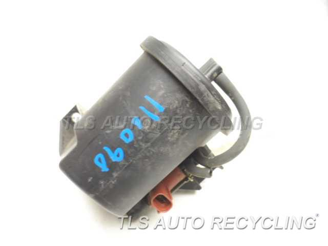 2002 Lexus Gs 430 Fuel Vapor Canister  UNDER INTAKE CANISTER 25719-50010