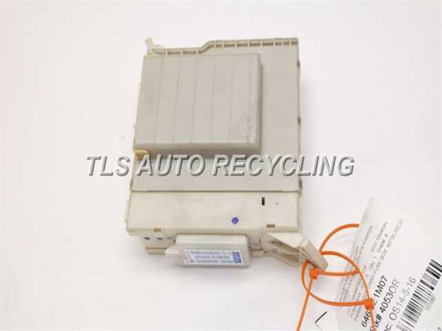 lexus gs fuse box diagram 2007 lexus gs 450h - 82730-30c30 - used - a grade.