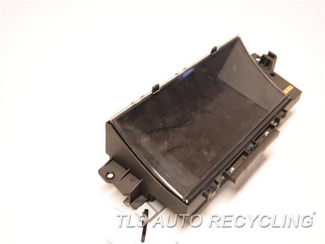 2013 Lexus Gs 450h Navigation Gps Screen 86110-30330 (DISPLAY), 12.3