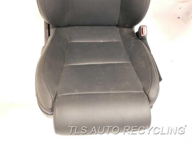 2013 Lexus Gs 450h Seat, Front 71071-30G80-C0 71073-30G30-C6 71910-30F20-C4 BLACK PASSENGER FRONT LEATHER SEAT