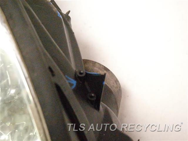 2004 Lexus Gx 470 Headlamp Assembly TWO DAMAGED TABS, NEED BUFF RH, HALOGEN HEADLAMP NIQ