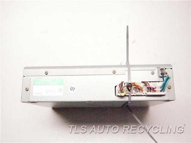 2004 Lexus Gx 470 Navigation Gps Screen  PLAYER (NAVIGATION)  86841-33060