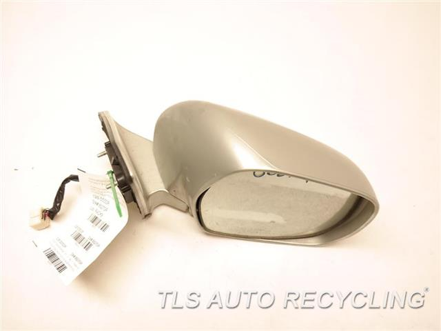 2005 Lexus Gx 470 Side View Mirror HAS MINOR SCRATCHES, PAINT ROCK CHIPS SILVER PSSENGER SIDE VIEW MIRROR NIQ