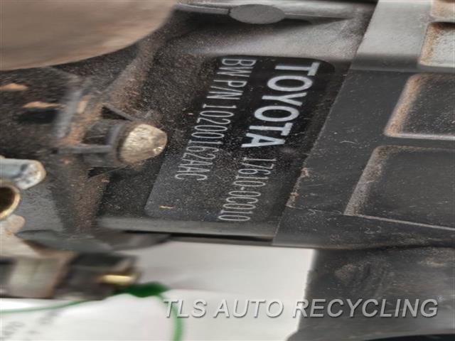 2006 Lexus Gx 470 Air Injection Pump  AIR INJECTION PUMP