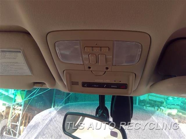 2006 Lexus Gx 470 Console Front And Rear  TAN,ROOF, (SUNROOF), NAVIGATION