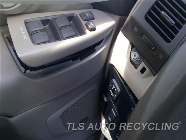 2006 Lexus Gx 470 Door Elec Switch  LH,DRIVER``S, MASTER