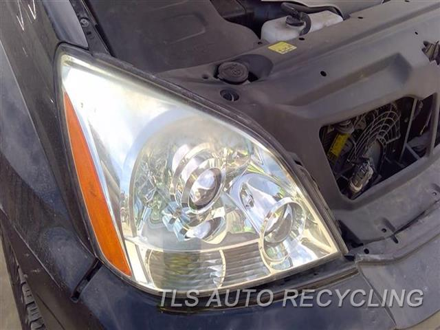 2006 Lexus Gx 470 Headlamp Assembly NEEDS BUFF RH,R., W/O SPORT PACKAGE