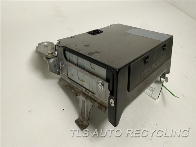 2006 Lexus Gx 470 Navigation Gps Screen  NAVIGATION PLAYER