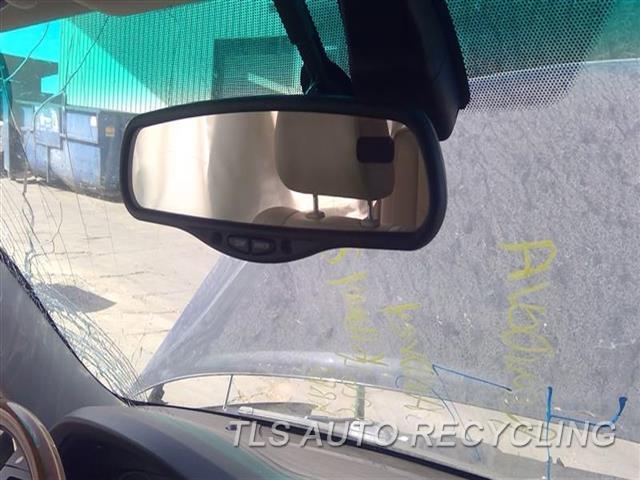 2006 Lexus Gx 470 Rear View Mirror Interior  BLK