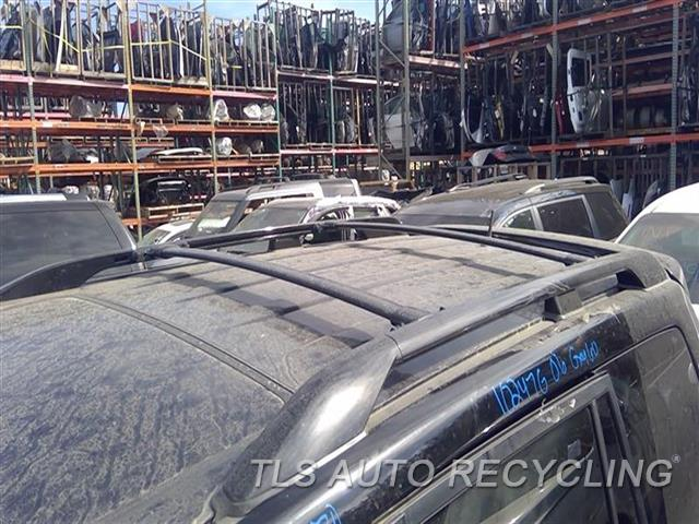 2006 Lexus Gx 470 Roof Rack  BLK,LUGGAGE,RACKS,COMPLETE,ASSEMBLY