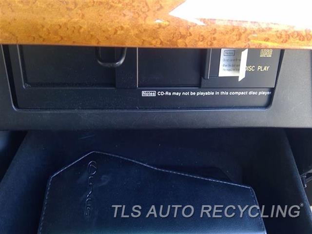 2006 Lexus Gx 470 Radio Audio / Amp  CD, DASH MOUNTED